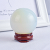 Natural Opalite Stone Crystal Ball Sphere
