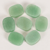 100% Natural Jade Gemstone Smooth Stone Engrave Chakra Stone